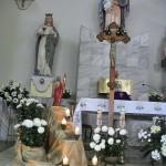 Kwiaty i dekoracje siostry Małgorzaty